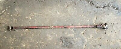 Farmall H Tractor Original Clutch Linkage Rod Pins Included Ihc Part