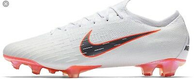 Nike Mercurial Vapor 12 Elite FG Football Boots AH7380-107 UK11.5/EU47/US12.5