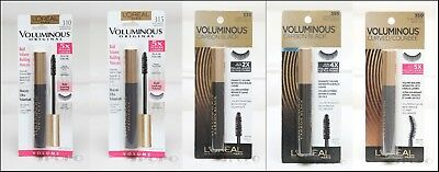 L'Oreal Paris Voluminous Bold Volume Building Mascara #310 #315 #335 #395 #350 - Building Mascara