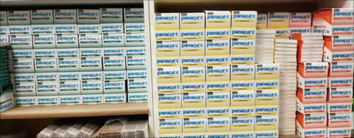 [IN STOCK] Panacur C Canine Dewormer Dogs Fenbendazole Ship Worldwide