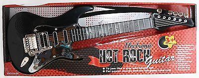 OS Electronic Hot Rock Kindergitarre / Gitarre Spielzeug NEU / OVP
