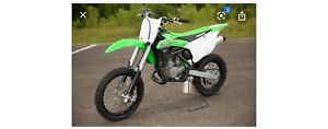 LOOKING for a kx 85