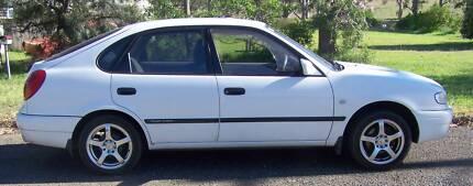 2000 Toyota Corolla Hatchback  Seca