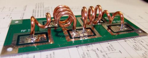 0-2KW 144 MHz Low pass filter coupler LPF LDMOS BLF MOSFET amplifier