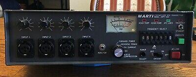 Marti SRPT-40A RPU Transmitter