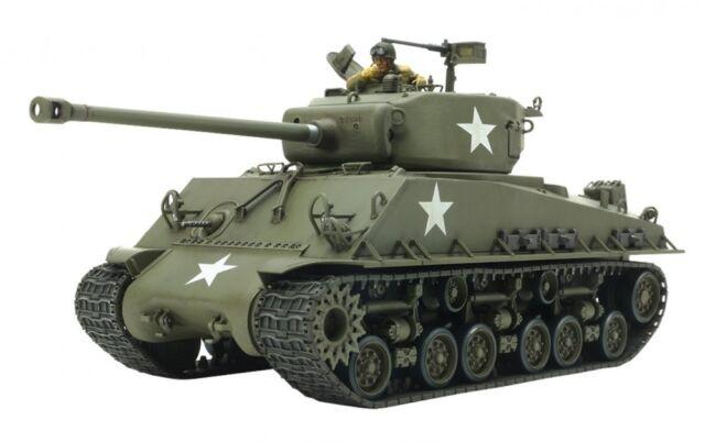 "Tamiya 1/35 US Medium Tank M4A3E8 Sherman ""Easy Eight"" # 35346 From Japan"