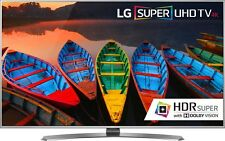 "LG 65"" Silver UHD 4K HDR Smart LED HDTV With WebOS 3.5 - 65UJ7700"