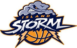 Island Storm Basketball Tickets (March26)