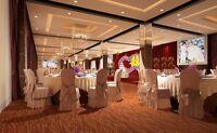 Wedding Services - Services pour Mariage OMEGA DESIGN