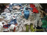 Baby boys clothes bundles