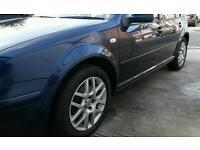 "VW MONTREAL II 16"" ALLOY WHEELS - Audi Seat Skoda VW. 5x100 Alloys"