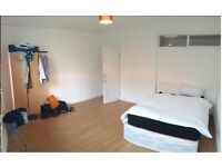 Double Bed in Rooms for rent in 4-bedroom flat near Pimlico, zone 1