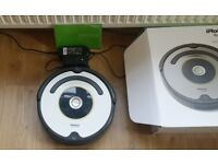 Roomba iRobot 616, with new battery installed