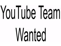 Youtube Team Wanted To Start A New Channel