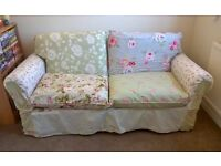Sofa Bed, 2 seater, one-off upholstery