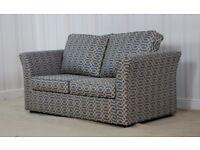 Designer Fabric Nexus Sky Blue 2str Sofabed £399