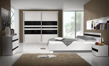 Huis en inrichting for Complete slaapkamers outlet