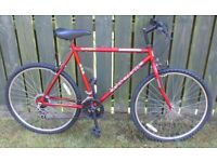 Bicycles (Mountain Bikes) (Adult/Youth own) both for £52.50 or individually as shown below