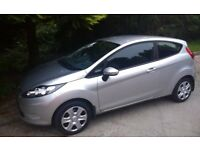 2009 ford fiesta style 1.25