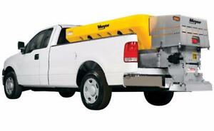 NEW Meyer Insert Hopper Spreader - Meyer Polyhawk Salt/Sand Spreader for Your Truck!