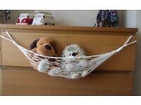 Toy Hammock / toy storage net