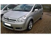 2005 Toyota Corolla Verso 2.0 d-4d BREAKING FOR PARTS SPARES