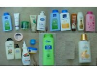 18 x moisturisers hand foot creams body lotions E45 Boots Avon Palmers etc for sale  Chandlers Ford, Hampshire