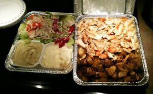 Traiteurs catering libanais