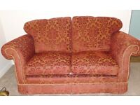 Lounge Furniture - matching three and two seater settees
