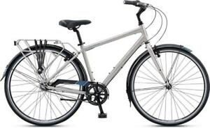 Jamis 2016 Commuter 3 New 17 Hybrid bicycle