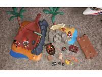 Playmobil pirates set