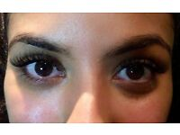 Eyelash extensions Watford the best quality extensions