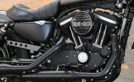 2016 Iron 883 Stock Exhaust