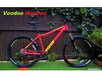 Voodoo Hoodoo 27.5 2018 Mountain Bike rrp550