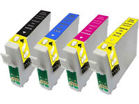 Epson T-0711-4 (T-0715) Multipack Compatible Inks (FREE POSTAGE)