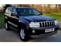 AUTO Jeep Grand Cherokee 3.0 CRD V6 Limited Station Wagon 4x4 5dr HPI CLEAR,MUST BE SEEN!!