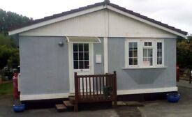 2 double bedroom park home