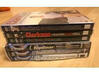 Top Gear & Clarkson DVD BUNDLE