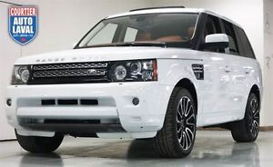 2013 Land Rover Range Rover Sport HSE LUX NAV EXTENDED LEATHER