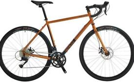Genesis Croix de Fer Large Superlight Cyclocross MUST GO TODAY