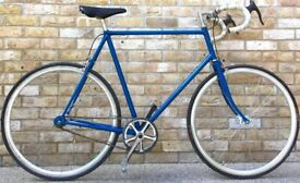 64cm Vintage XXL Frame Dawes Single Speed & Fixed Gear Fixie Flip flop Road Bike bicycle