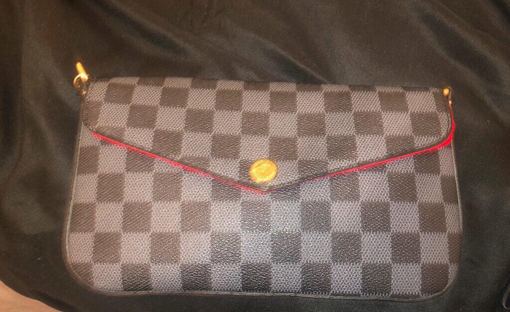 a97745ebfb3965 FREE PURSE Louis Vuitton LV monogram bag Armani Cartier Prada Louboutin  Westwood