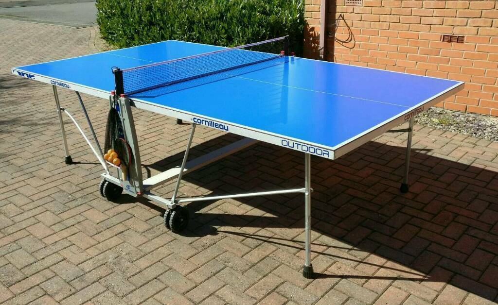 Cornilleau profesional outdoor table tennis table in mickleover derbyshire gumtree - Gumtree table tennis table ...