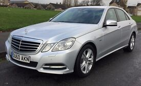 Mercedes-Benz E Class 2.1 E250 CDI BlueEFFICIENCY Avantgarde,60/11,FULL HISTORY,NEVER TAXI,HPI CLEAR