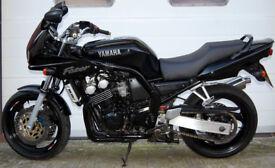 Yamaha Fazer 600 (The original and best model)