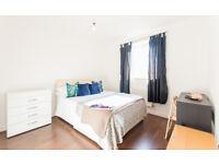 Double Room, Marylebone, Central London, Baker Street, Zone 1, Bills Included, gt4