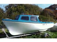 Fishing day boat 15ft