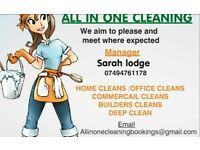 HOUSE CLEAN BUILDERS CLEAN OFFICE CLEAN ....