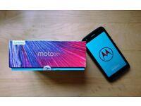 Motorola Moto X4 Black 32GB Unlocked UK MINT condition!