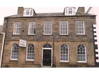 Property for Rent in Cullen Town Centre - Refurbished old bank.